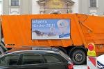 München, Reklame für 2018, 1.2.2011