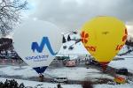 München, Olympiasee, Vorbereitungen FIS-Rennen, 2.12.2010