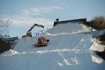 Olympiapark München, Vorbereitungen FIS-Rennen 2013, 22. und 29.12.2012