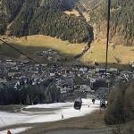 Ski-Laufen und -Rennen im Klimawandel