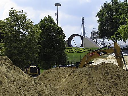 Mash Veranstaltung, Olympia-Park, München, 17.7.2014