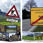 Flyer: Garmisch-Partenkirchener Grundeigentümer informieren